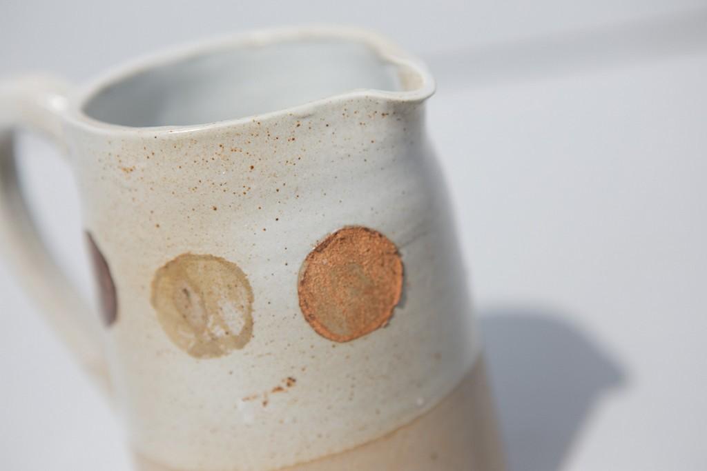Pichet grès , saint avé, poterie