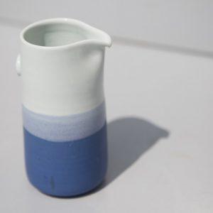 pichet porcelaine, poterie terenko saint avé