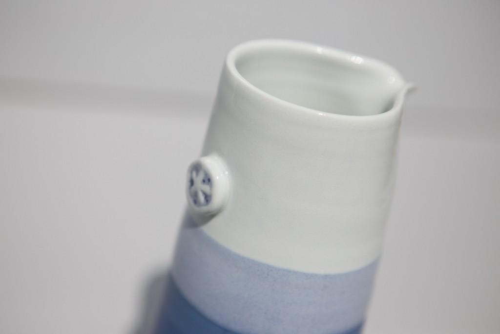 Pichet porcelaine, céramique, bretagne