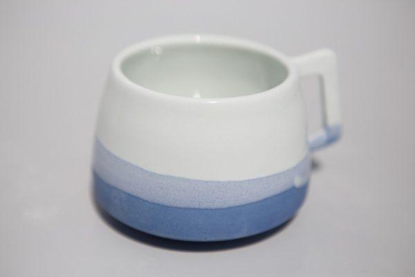 Tasse porcelaine, poterie bretagne, vannes