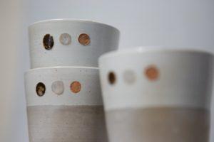 Tasse grès, morbihan, atelier ceramique