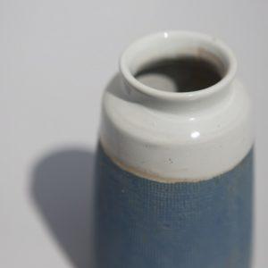 vase grès, poterie, saint avé