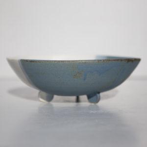 Passoire grès bleue, juliette lecuyer, Morbihan, Terenko